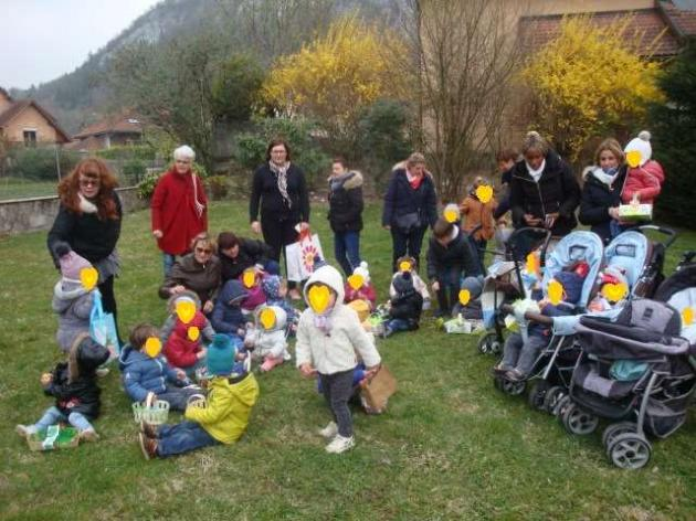 Chasse aux oeufs 11/04/2019
